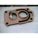 New carb base insulator and gasket