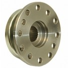 Triple Drilled Flange w/Dust Shield