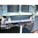 Front Bumper Winch Mount
