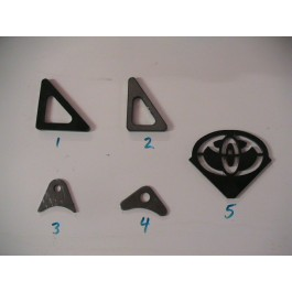Triangle Gussets