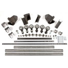 "Front 3-Link Kit with 14"" Fox Air Shocks"