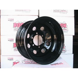 Black Rock Crawler Rims