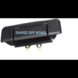Toyota tail gate latch davez