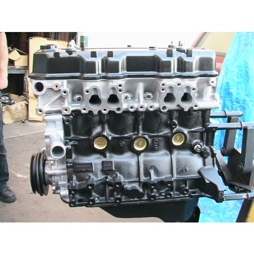 Rebuilt 22R, 22RE, 20R Re-manufactured Toyota Engines