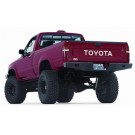 Toyota Rock Crawler Rear Bumper Plate