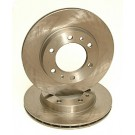 Vented Front Brake Rotor