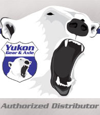 Yukon, Gear and Axle.